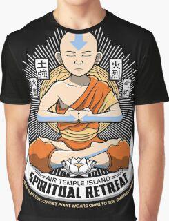 Spiritual Retreat Graphic T-Shirt