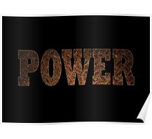 Power (Rust) Poster