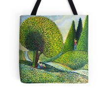 West Bend Hills Tote Bag