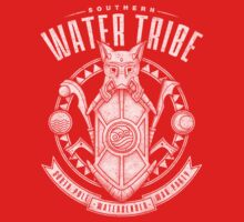 Avatar Southern Water Tribe One Piece - Short Sleeve