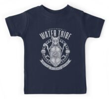 Avatar Southern Water Tribe Kids Tee