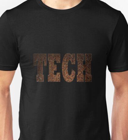 Tech (Rust) Unisex T-Shirt