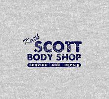 Keith Scott Body Shop  Zipped Hoodie