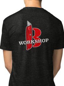 Badass Workshop B Tri-blend T-Shirt