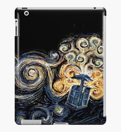Doctor Who- Van Gogh Tardis iPad Case/Skin