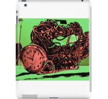 Time Wire 2.0 iPad Case/Skin