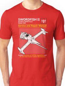 Swordfish Service and Repair Manual T-Shirt