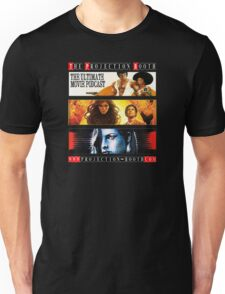The Projection Booth Podcast Unisex T-Shirt