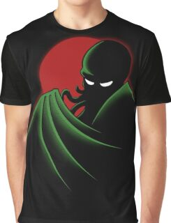 Cthulhu - The Animated Series Graphic T-Shirt