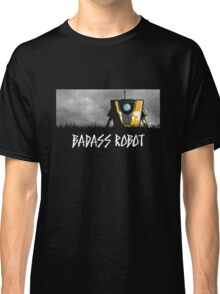 Badass Robot Classic T-Shirt