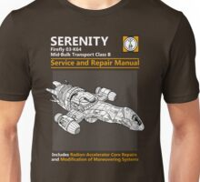 Shiny Service and Repair Manual Unisex T-Shirt