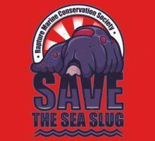 Save the Sea Slug Kids Clothes