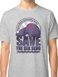 Save the Sea Slug Classic T-Shirt