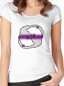 Demi Cuddles Women's Fitted Scoop T-Shirt