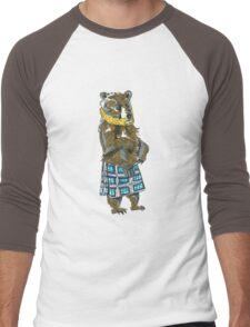 Scottish Bearded Bear T-Shirt