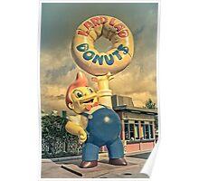 Lard Lad Donuts Poster