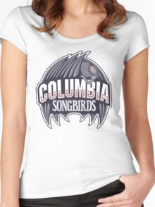 Columbia Songbirds Women's Fitted Scoop T-Shirt
