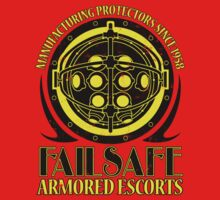 Failsafe Armored Escorts worn Kids Clothes