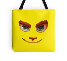 Ratchet and Clank Face Tote Bag