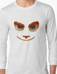 Ratchet and Clank Face Long Sleeve T-Shirt