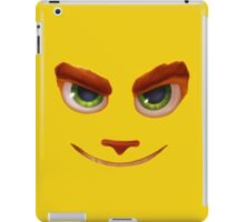 Ratchet and Clank Face iPad Case/Skin