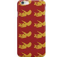 Triceratops Skull iPhone Case/Skin