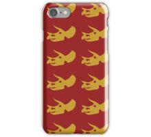 Triceratops Skull iPhone Case/Skin