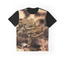 Toad, two Toads Graphic T-Shirt