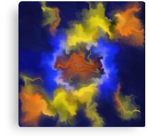 Enilusia V1 - digital abstract Canvas Print