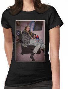 """""""Graham"""" - [Photodrawing] Womens Fitted T-Shirt"""