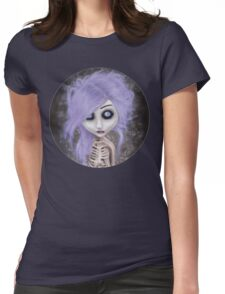 becoming melancholy Womens Fitted T-Shirt