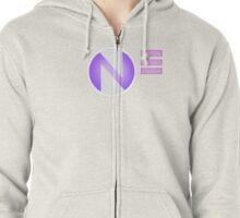 Hyperdimension Neptunia - Neptune's Hoodie Zipped Hoodie