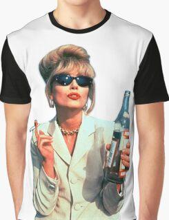 Patsy Stone Graphic T-Shirt