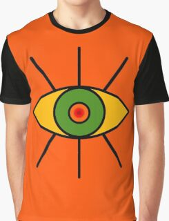Evangelion - Sahaquiel (Classic) Graphic T-Shirt