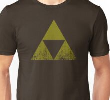 Worn Triforce Unisex T-Shirt