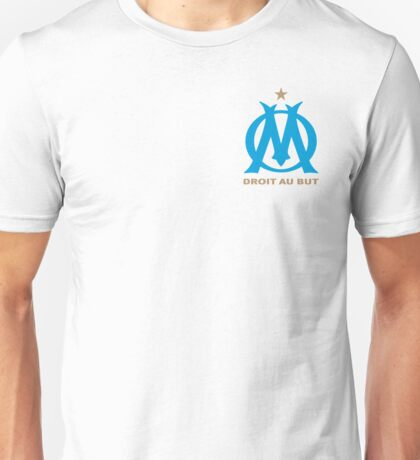 Olympique de Marseille Unisex T-Shirt
