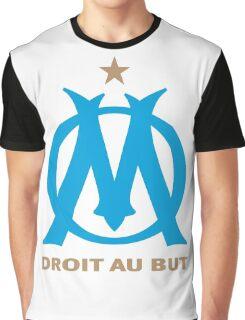 Olympique de Marseille Graphic T-Shirt
