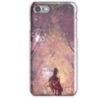 Poe Hunting iPhone Case/Skin