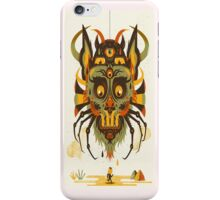 Mandala Spider iPhone Case/Skin