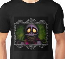 Beetlejuice with border Unisex T-Shirt