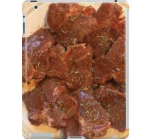 Lamb Chops -- Prep iPad Case/Skin
