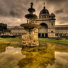 Victorian Majesty , Melbourne -Royal Exhibition Building & Carlton Gardens - The HDR Experience by Philip Johnson