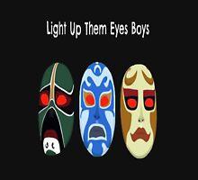 Light Up Them Eyes Boys Unisex T-Shirt