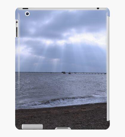 Sunshine breaking through iPad Case/Skin