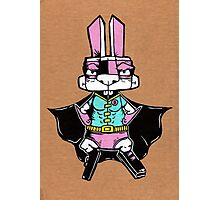 Wonder Bunny  Photographic Print