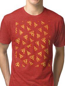 Pizza Pizza (Color) Tri-blend T-Shirt