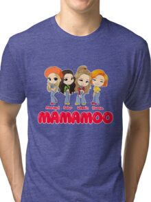 MAMAMOO - You're The Best Tri-blend T-Shirt