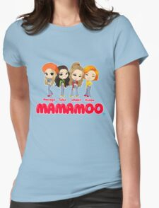 MAMAMOO - You're The Best Womens Fitted T-Shirt