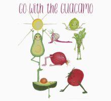 Go with the Guacamo Kids Tee