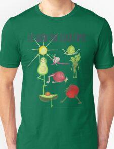Go with the Guacamo Unisex T-Shirt